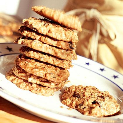 Giant Oatmeal Drop Cookies