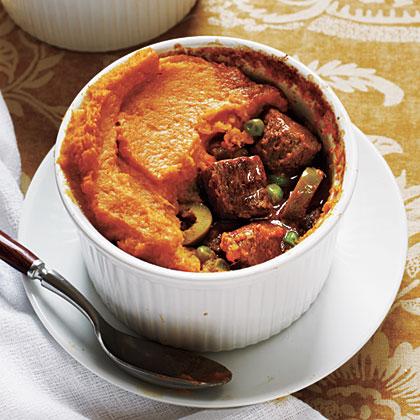 Moroccan Shepherd's Pie