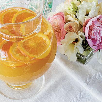 Ginger-Orange Mocktails