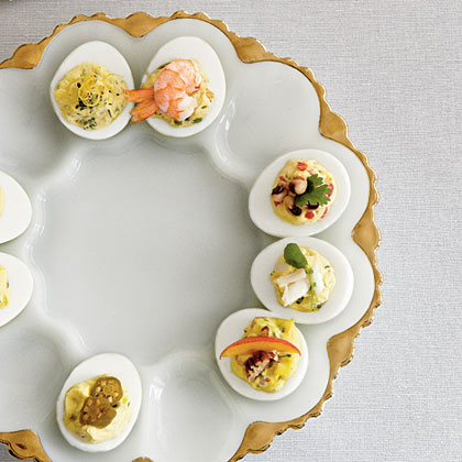 Simply Deviled Eggs