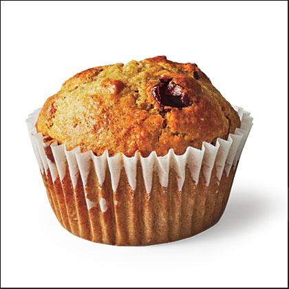 Cherry-Wheat Germ Muffins