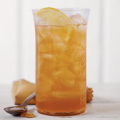 Ginger-and-Honey Sweet Tea