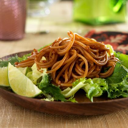 Ginger Noodle Salad