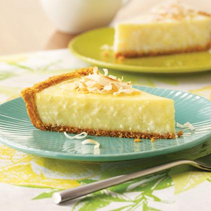 Island-Lover's Coconut Cream Pie