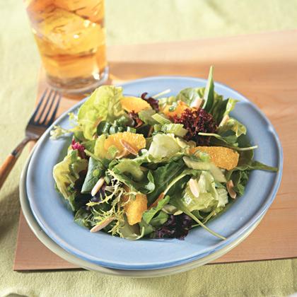 Orange-Almond Salad