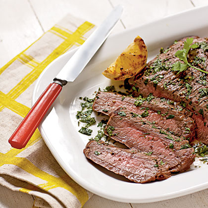 Vietnamese Flank Steak