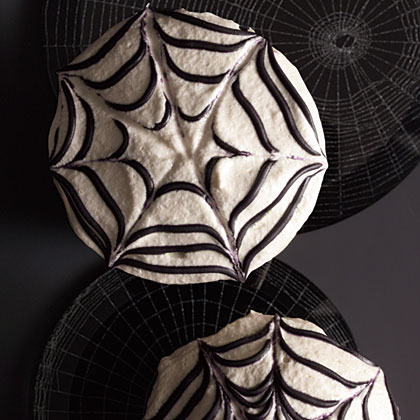 Chocolate Spider Cupcakes