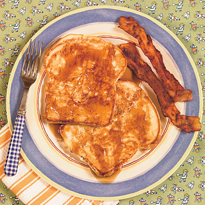 Brown-Sugared Bacon