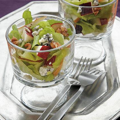 Crunchy Apple-Pear Salad