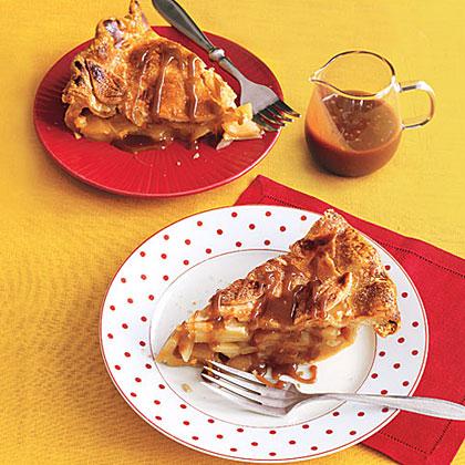 Caramel Apple Pie