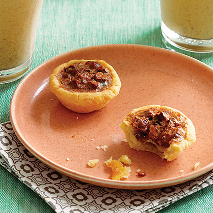 Pecan Date Mini Pies