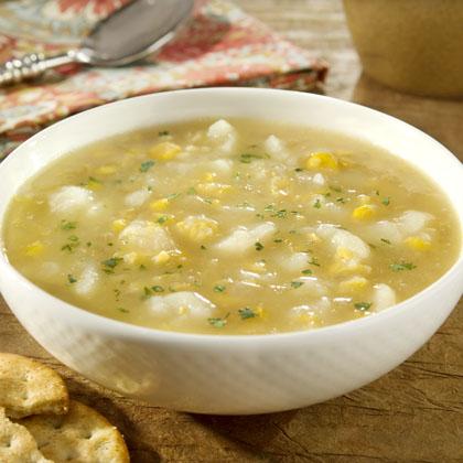 Southwestern Corn Chowder