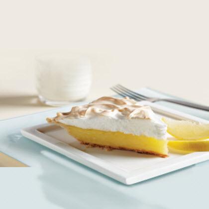 Traditional Lemon Meringue Pie