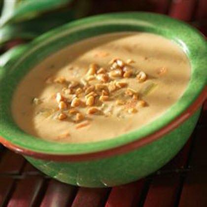 Cream of Peanut Soup