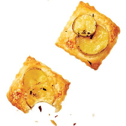 Potato-Gruyère Tartlets