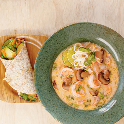 Curried Coconut Soup