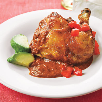 Quick Chicken Mole