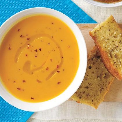 Butternut Sqash Soup