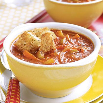 Rainy-Day Tomato Soup