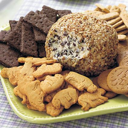 Cookie Dough Cheese Ball