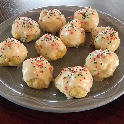 Lemon Italian Cookies