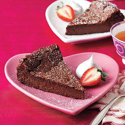 Mocha Truffle Cake