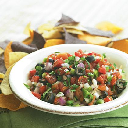 Graden-Fresh Salsa