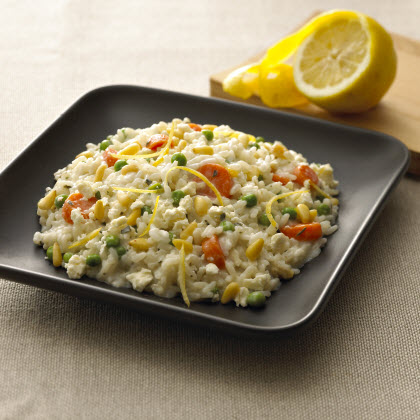 Birds Eye® Primavera Vegetable Risotto with Lemon & Pinenuts
