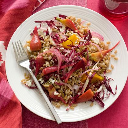 Beet Red Salad
