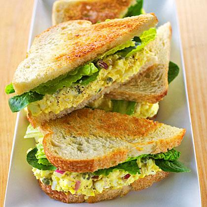 White Truffle Egg Salad