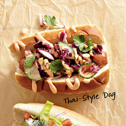 Thai-Style Dogs