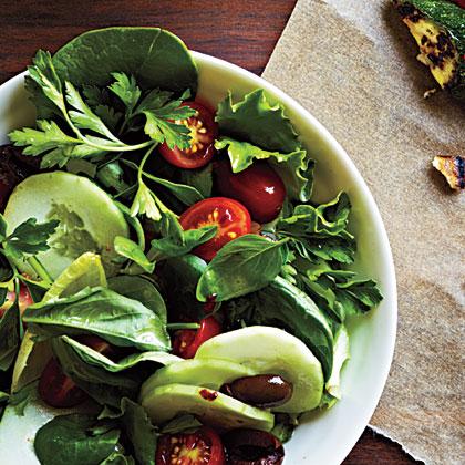 Herbed Mediterranean Salad