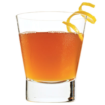 Brown Sugar Bourbon Sparkler