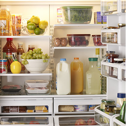 Is It True That Eggs and Milk Should Not Be Kept in the Door of the Refrigerator?