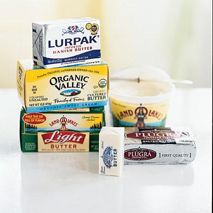 Butter Varieties