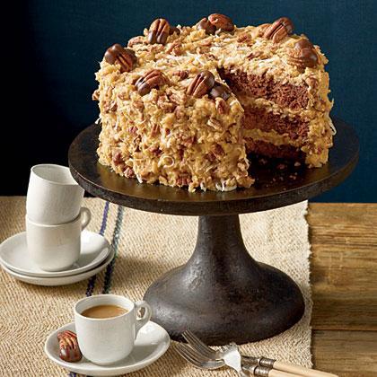 Mama's German Chocolate Cake