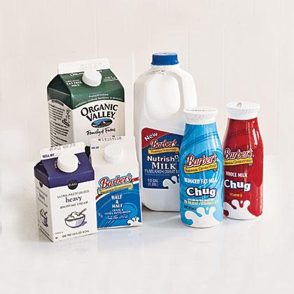 Milk Varieties