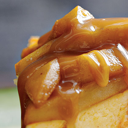 Caramel Apple Topping