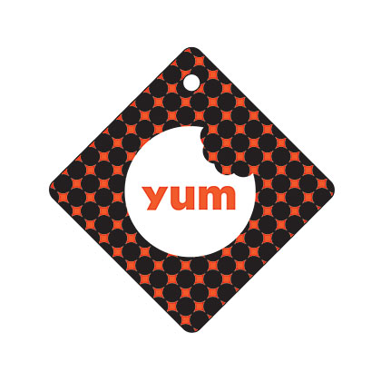 Holiday Gift Tag - Halloween Yum