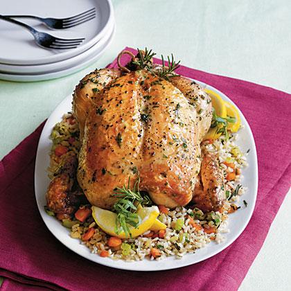 Simplest Roast Chicken Ever