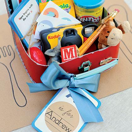 Kids Wedding Welcome Gift