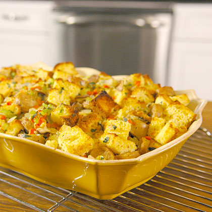 How to Make Gluten-Free Stuffing