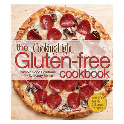 Gluten-Free Cookbook Cover