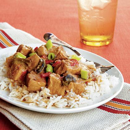 Caribbean-Style Pork