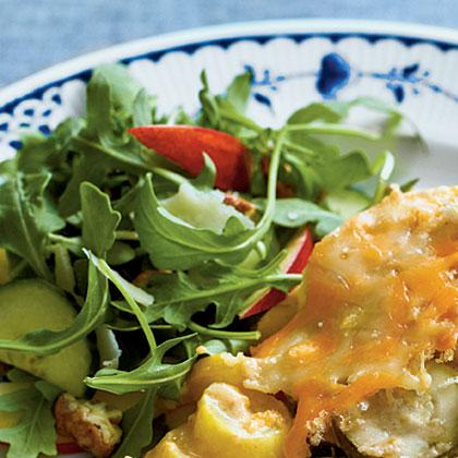 Arugula-Apple Salad