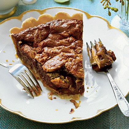 Chocolate-Caramel Pecan Pie