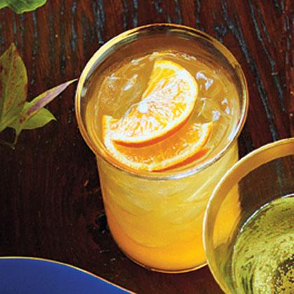 Clementine Tea