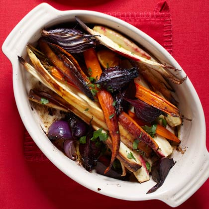 Everday Roast Vegetables