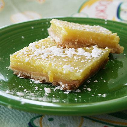 Best-Ever Lemon Bars