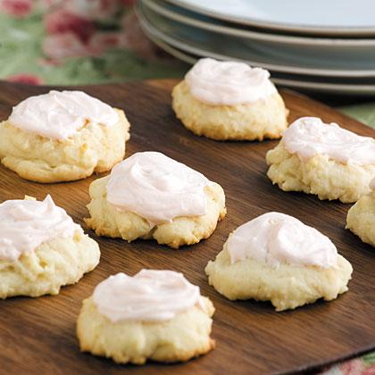 Italian Cheese Cookies